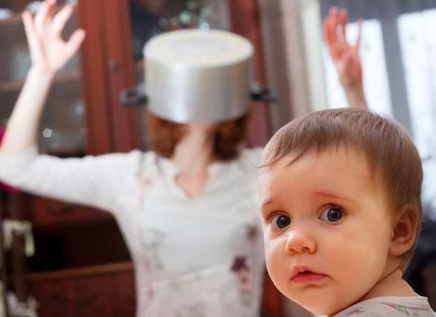 Moja synowa nie była dobrą matką /123RF/PICSEL