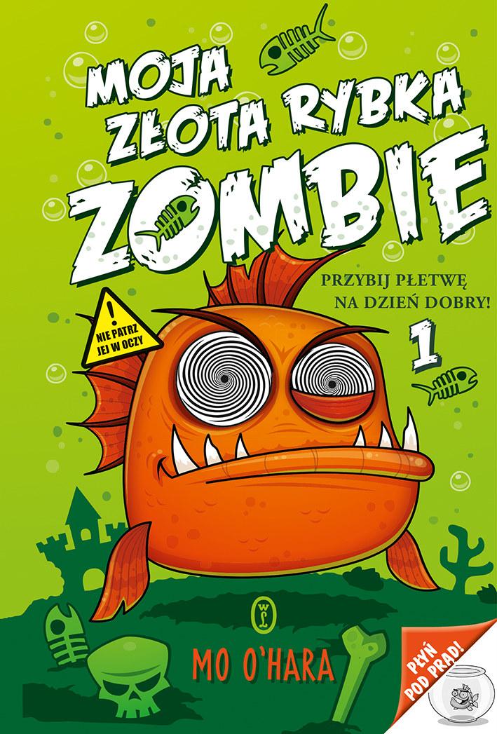 Moja złota rybka zombie /materiały prasowe