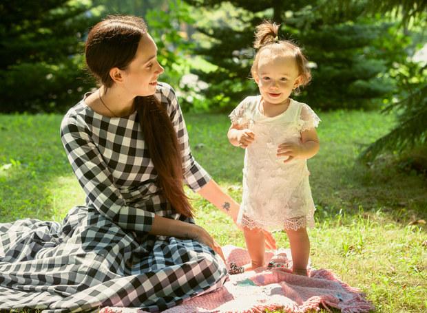 Mojej córce marzy się macierzyństwo /123RF/PICSEL
