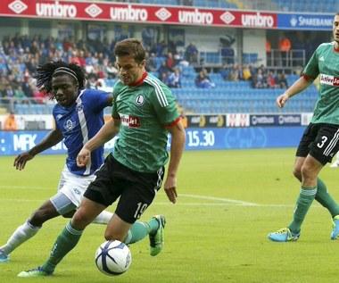 Molde FK - Legia Warszawa 1-1