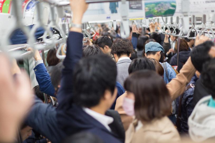 Molestowanie to niestety częste zjawisko w Japonii /123RF/PICSEL