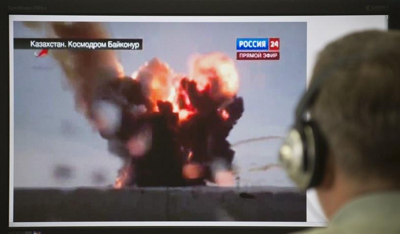 Moment katastrofy /AFP