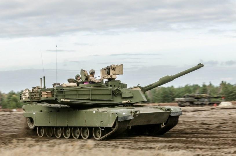 MON sondował niedawno możliwość zakupu kolejnej partii Leopardów, choć w obecnej sytuacji bardziej prawdopodobny jest zakup amerykańskich Abramsów /INTERIA.PL/materiały prasowe