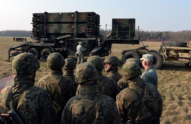 MON szykuje plan szkolenia dla wszystkich rezerwistów /AFP