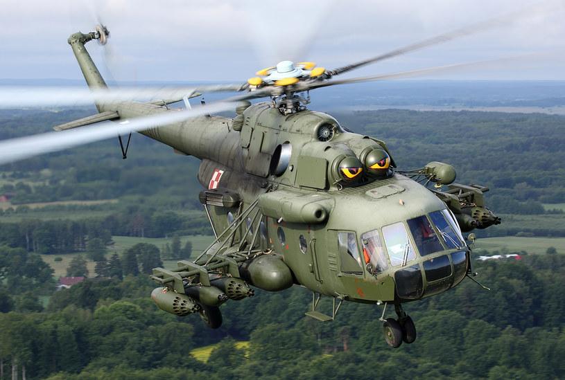 MON twierdzi, że Mi-17 7. EDS nadają się do wymiany. Eskadra otrzymała je w 2013 roku /Bartek Bera /INTERIA.PL