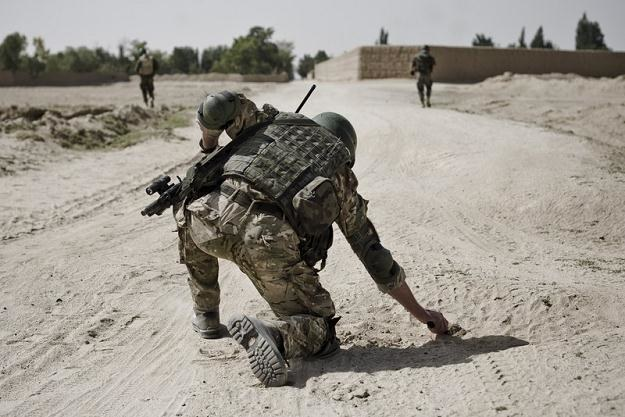 MON twierdzi, że nie ponosi odpowiedzialności za śmierć żołnierzy/fot. M. Rigamonti /Reporter