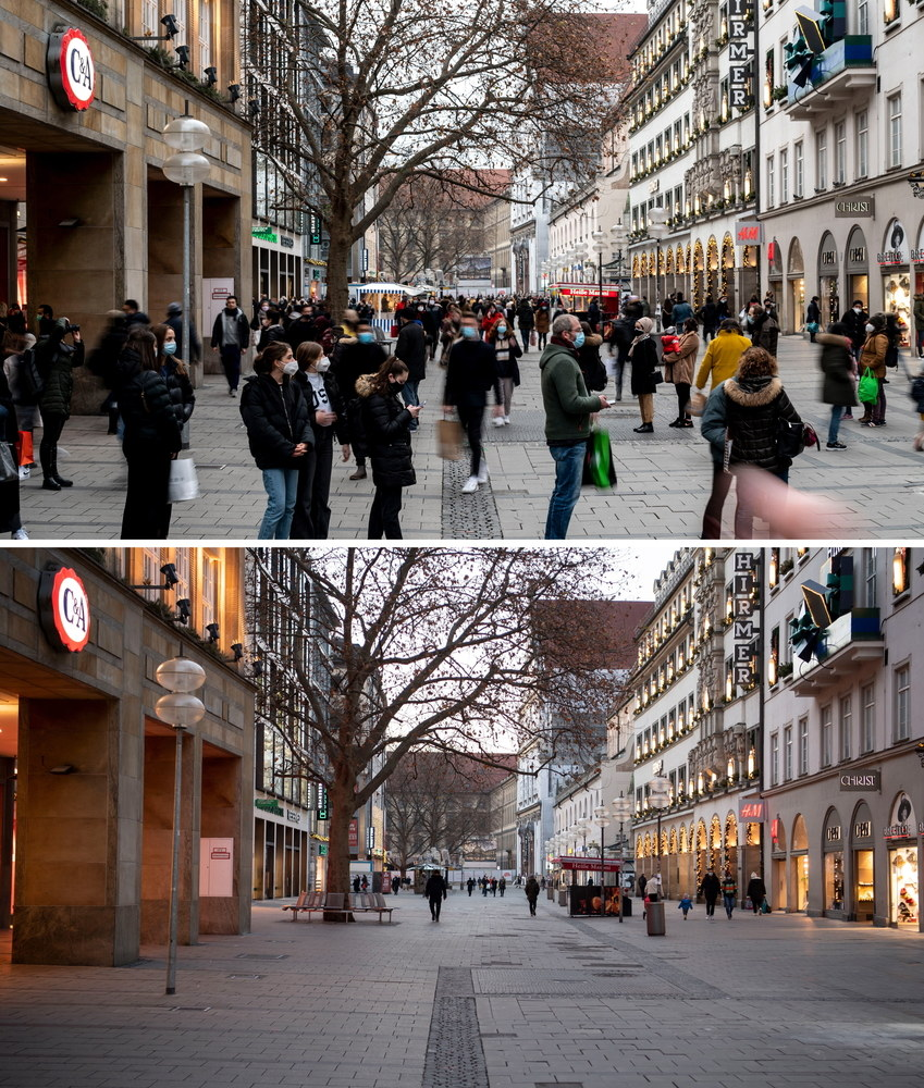 Monachium /LUKAS BARTH-TUTTAS /PAP/EPA