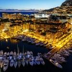 Monako w blasku fajerwerków