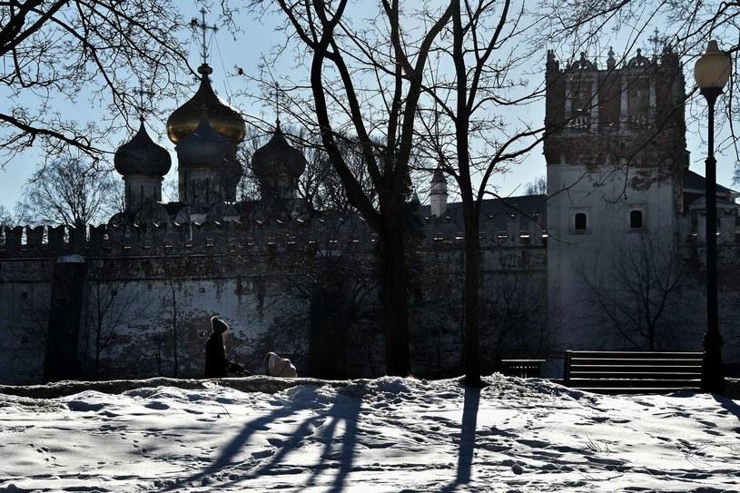 Monaster Nowodziewiczy (zdj. archiwalne) /AFP