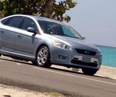 Mondeo  2007 na Bahamach