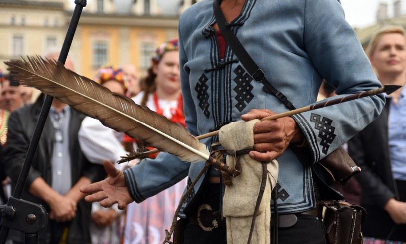 Mongolska strzała /Marek Lasyk  /Reporter
