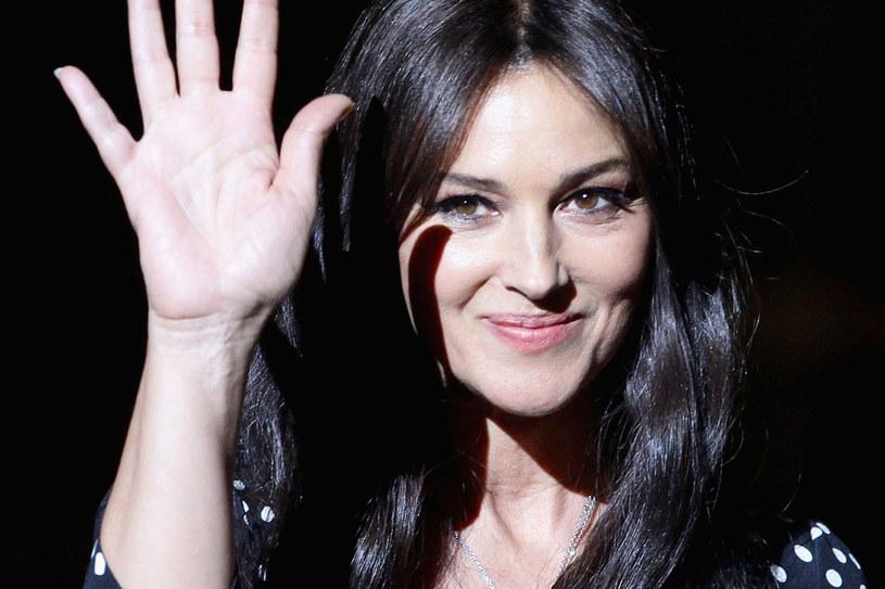 Monica Bellucci. 50-latka, której urody zazdroszczą młodsze kobiety... /Getty Images