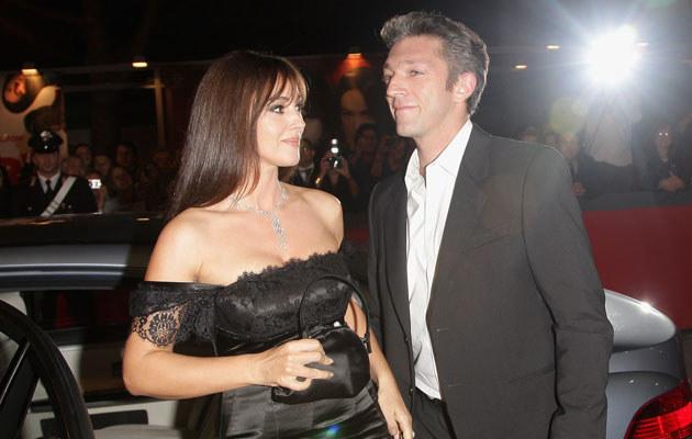 Monica Bellucci i Vincent Cassel, fot. Franco Origlia  /Getty Images/Flash Press Media