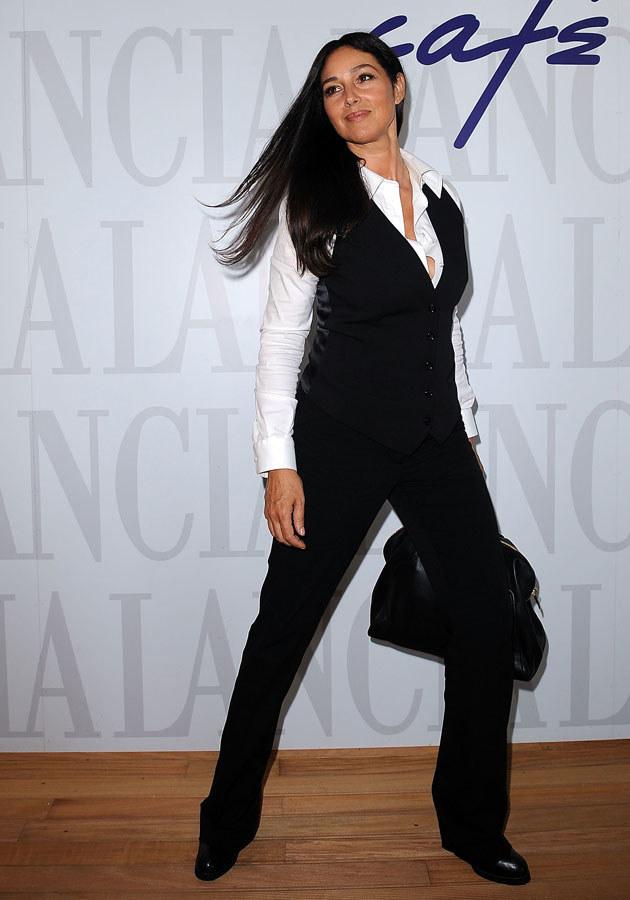 Monica Bellucci mogłaby przyciągnąć do kina wielu widzów.  /Tullio M. Puglia /Getty Images/Flash Press Media