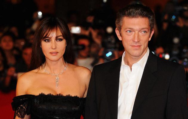 Monica Bellucci, Vincent Cassela, fot.Pascal Le Segretain  /Getty Images/Flash Press Media