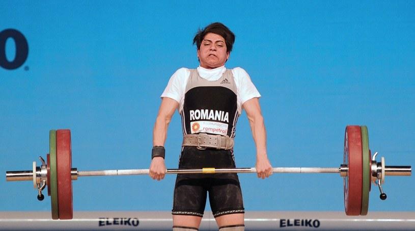 Monica Csengeri była najlepsza w kat. 49 kg /AFP