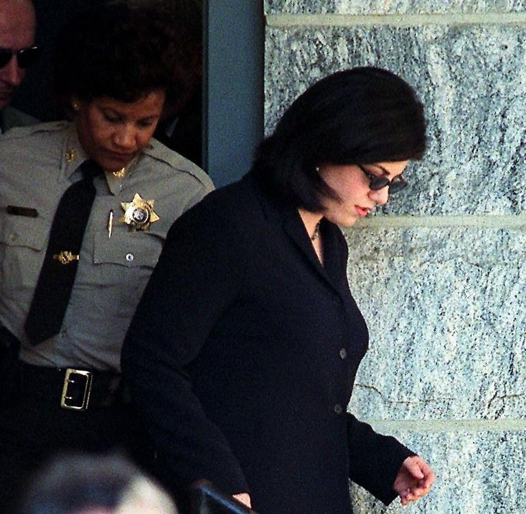 Monica Lewinsky /AFP