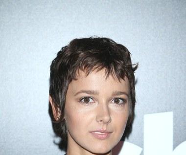 "Monika Brodka na konferencji prasowej serialu ""Rojst"" (zdjęcia)"