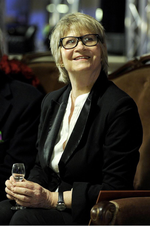 Monika Dzienisiewicz-Olbrychska, 2014 rok /Mieszko Pietka /AKPA