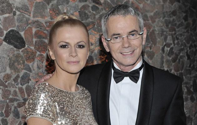 Monika Głodek i Robert Janowski /Jarosław Antoniak /MWMedia