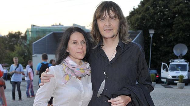 Monika i Robert Gawlińscy /fot  /AKPA