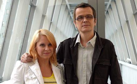 Monika i Robert Gawlińscy /MWMedia