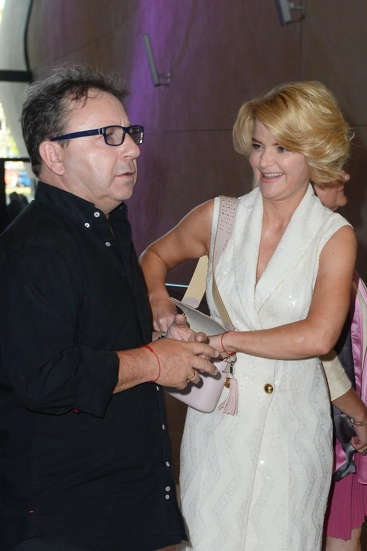 Monika i Zbigniew Zamachowscy /East News