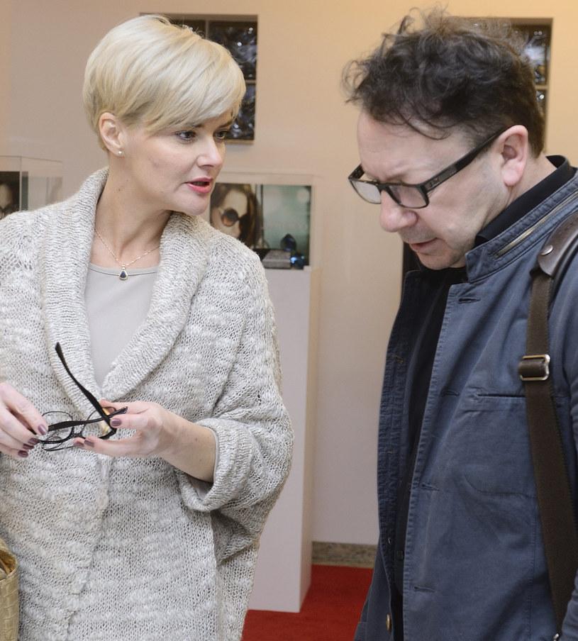 Monika i Zbyszek /Jarosław Antoniak /MWMedia