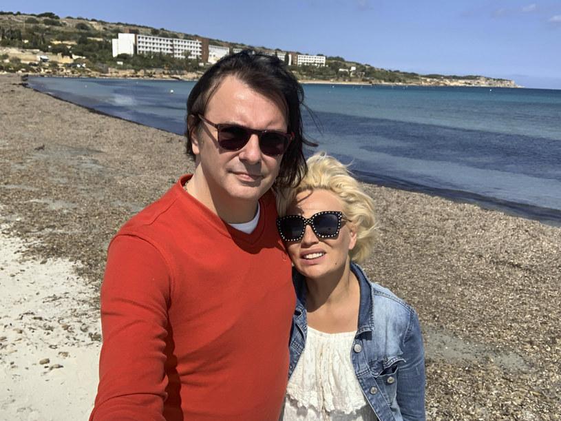 Monika Jarosińska zamieszkała na Malcie /AKPA /AKPA