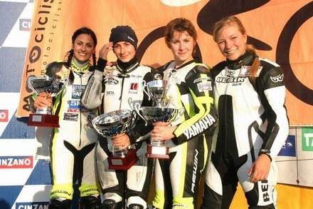 Monika Jaworska (druga od prawej) / fot. OLIVER Fotoagenzia /