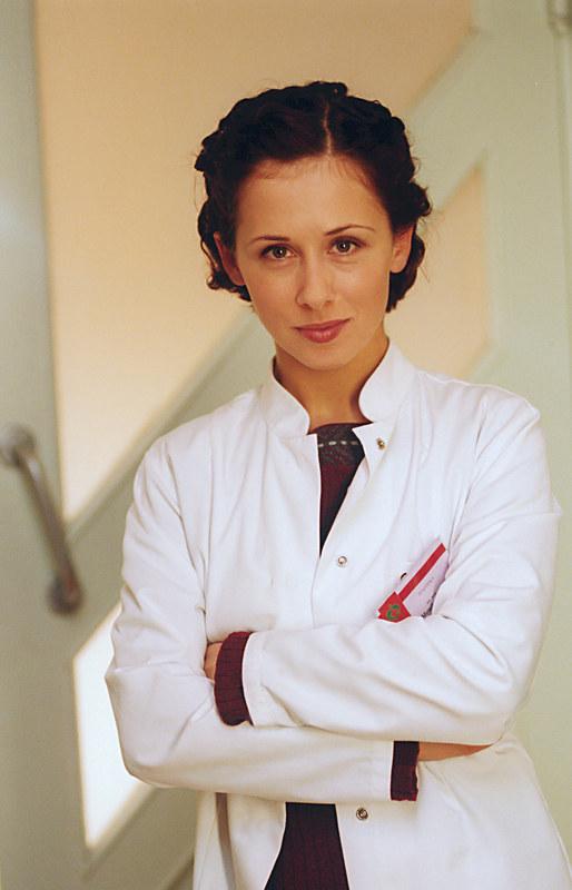 Monika (Jolanta Fraszyńska) /Prończyk /AKPA