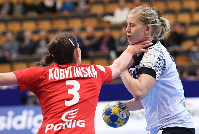 Monika Kobylińska znalazła się wśród powołanych /AFP