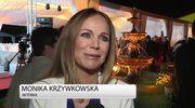 Monika Krzywkowska: Poszukiwałam, eksperymentowałam