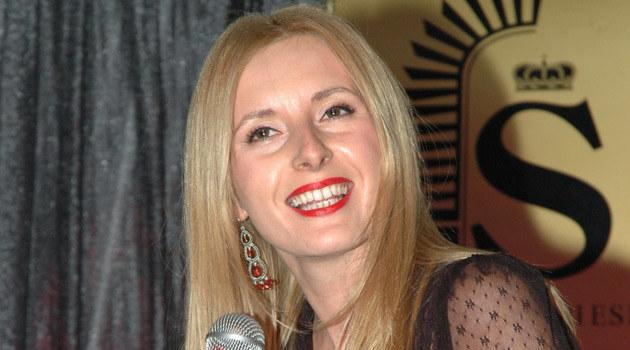 Monika Kuszyńska, fot. Marek Ulatowski  /MWMedia