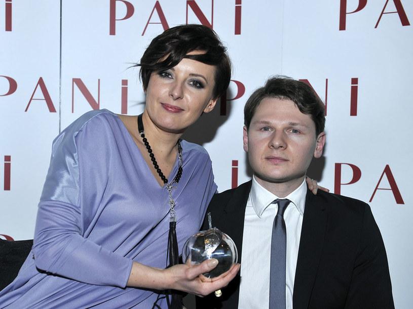 Monika Kuszyńska i Kuba Raczyński zajęli pierwsze miejsce w plebiscycie /Jacek Kurnikowski /AKPA