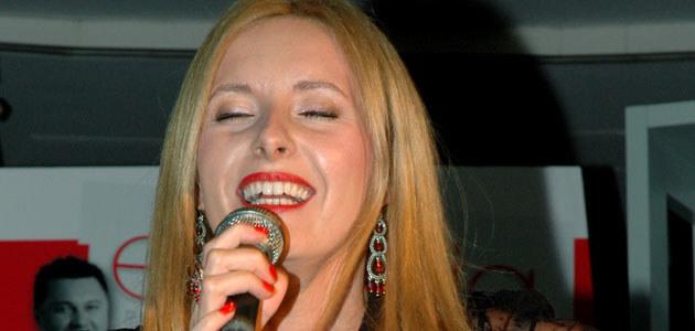 Monika Kuszyńska w marcu 2006 roku, fot. Marek Ulatowski  /MWMedia