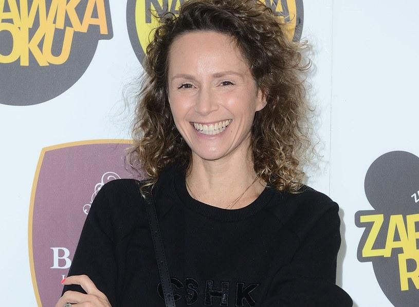 Monika Mrozowska  ma 40 lat /MWMedia