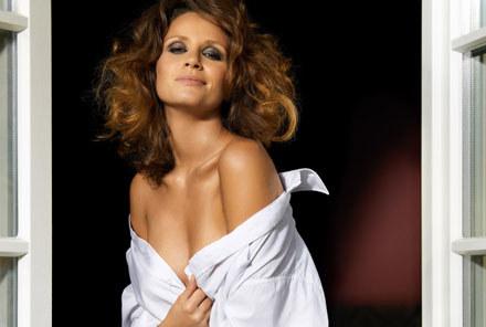 """Monika Mrozowska w """"Playboyu"""" /MWMedia"""