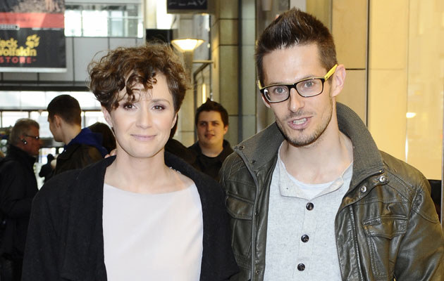 Monika Mrozowska z mężem Maciejem Szaciłło /Andras Szilagyi /MWMedia