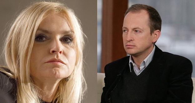Monika Olejnik/fot. Andrzej Iwanczuk/REPORTER; Konrad Piasecki/fot. Diana Domin/East News /