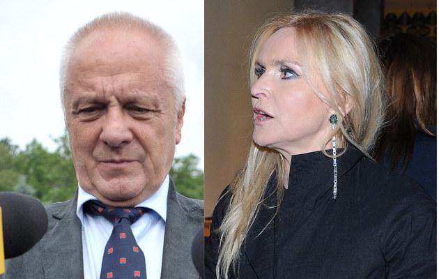 Monika Olejnik jest oburzona wykorzystaniem fragmentu jej rozmowy z Niesiołowskim w spocie PiS /Adam Łukasik, Andras Szilagyi /MWMedia