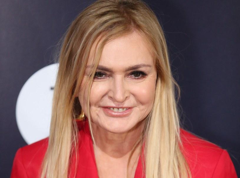 Monika Olejnik nie wygląda na swój wiek /VIPHOTO /East News
