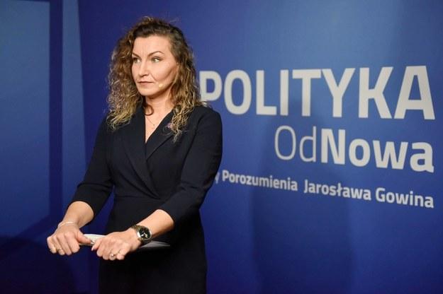 Monika Pawłowska /Wojtek Jargiło /PAP
