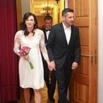 Monika Pyrek wzięła ślub