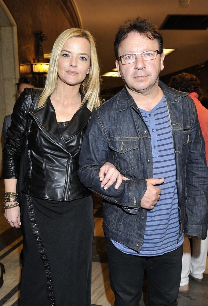Monika Richardson i Zbigniew Zamachowski pobrali się 3 maja /Kurnikowski /AKPA