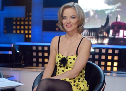 "Monika Richardson poprowadzi talk show ""Made in Poland"" fot.M.Ulatowski /MWMedia"