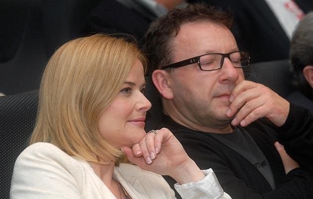 Monika Richardson, Zbigniew Zamachowski /Marek Ulatowski /MWMedia