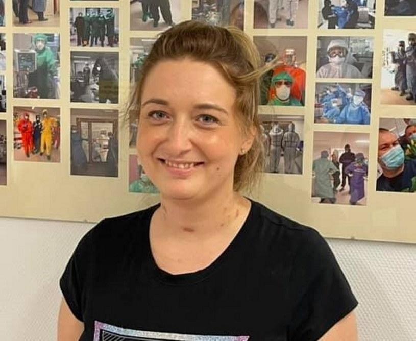 Monika Romano, zdj.: Archiwum Szpitala Uniwersyteckiego w Krakowie /