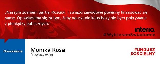 Monika Rosa /INTERIA.PL