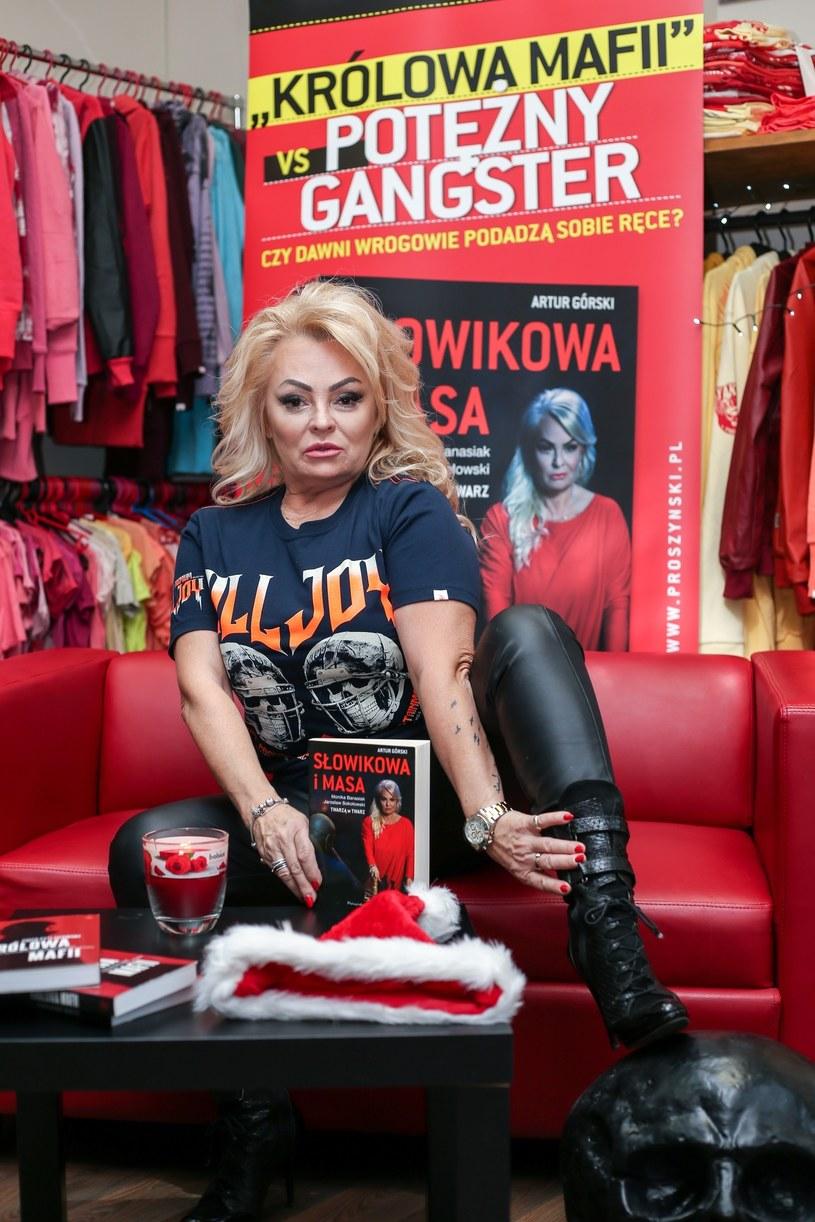 """Monika """"Słowikowa"""" Banasiak /Przemysław Szyszka /East News"""